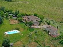Agriturismo Toscana : AIOLINA(Vagliagli)