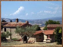 CASA BACCANO(Sarteano)