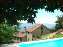 Agriturismo Toscana : LA CONCA(Sansepolcro)