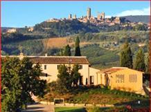LA LUCCIOLAIA(San Gimignano)