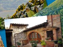 AGRITURISMO LA ROCCA DELLA MAGIONE(Monteriggioni)