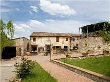 Agriturismo Toscana : ANTICO BORGO POGGIARELLO(Monteriggioni)